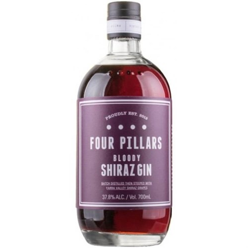Gin - Four Pillars Bloody shiraz 37,8%