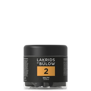 Lakrids by Bülow salt lakrids nr. 2