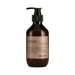 Body lotion fra Meraki cotton haze